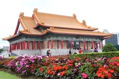 Εθνική αίθουσα συναυλιών, αναμνηστική αίθουσα Chiang Kai-Shek Στοκ φωτογραφία με δικαίωμα ελεύθερης χρήσης
