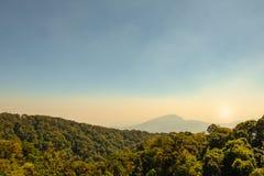 εθνική ανατολή Ταϊλάνδη επαρχιών πάρκων NAO (Εθνικός Οργανισμός Διαιτησίας) βουνών loei nam στοκ εικόνες με δικαίωμα ελεύθερης χρήσης