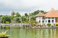 Εθνική αρχιτεκτονική στην Ασία, τα παλάτια και το statuesNational Archi Στοκ Εικόνες