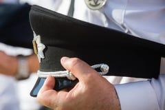 Εθνική αστυνομία της Ουκρανίας Στοκ εικόνα με δικαίωμα ελεύθερης χρήσης