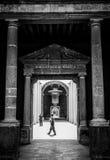 Εθνική βιβλιοθήκη του Μεξικού, Πόλη του Μεξικού, Μεξικό στοκ εικόνες