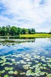 Εθνική εμπιστοσύνη Stowe, Buckingham Στοκ φωτογραφίες με δικαίωμα ελεύθερης χρήσης
