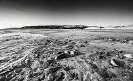 Εθνική επιφύλαξη φύσης Ynyslas στη βόρεια Ουαλία στοκ εικόνα με δικαίωμα ελεύθερης χρήσης