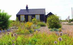 Εθνική επιφύλαξη φύσης Dungeness Κεντ Αγγλία Στοκ Εικόνα