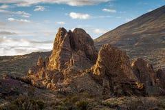 Εθνική επιφύλαξη EL Teide, Tenerife Στοκ εικόνες με δικαίωμα ελεύθερης χρήσης