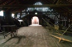 Εθνική ιστορική περιοχή φούρνων Hopewell στοκ φωτογραφίες