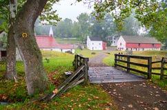 Εθνική ιστορική περιοχή φούρνων Hopewell στοκ φωτογραφία με δικαίωμα ελεύθερης χρήσης