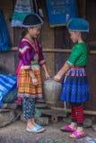 Εθνική μειονότητα Hmong στο Λάος στοκ φωτογραφίες με δικαίωμα ελεύθερης χρήσης