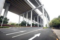 εθνική οδός γεφυρών κάτω Στοκ Εικόνα