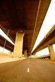εθνική οδός γεφυρών κάτω Στοκ Εικόνες