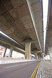 εθνική οδός γεφυρών κάτω Στοκ Φωτογραφίες