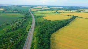 Εθνική οδός μέσω των θερινών τομέων φιλμ μικρού μήκους