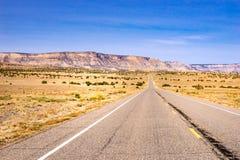 Εθνική οδός 59 στην Αριζόνα, USAArizona Στοκ Εικόνες