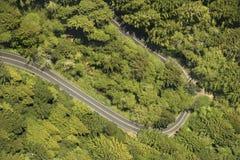 εθνική οδός φυσική Στοκ Εικόνες