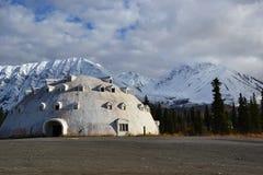 Εθνική οδός πάρκων του George της Αλάσκας 4 Στοκ Εικόνες