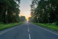 Εθνική οδός του pasighat, Arunachal pradesh Στοκ εικόνα με δικαίωμα ελεύθερης χρήσης