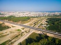Εθνική οδός Antalya Τουρκία Στοκ Εικόνα
