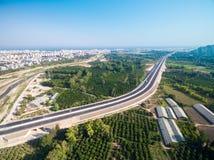 Εθνική οδός Antalya Τουρκία Στοκ Φωτογραφίες