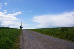 Εθνική οδός Normandie Στοκ φωτογραφίες με δικαίωμα ελεύθερης χρήσης