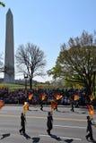 2016 εθνική παρέλαση ανθών κερασιών στο Washington DC Στοκ εικόνες με δικαίωμα ελεύθερης χρήσης