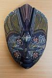 Εθνική & παραδοσιακή μάσκα Στοκ Εικόνες
