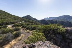Εθνική περιοχή αναψυχής βουνών της Σάντα Μόνικα στοκ φωτογραφίες