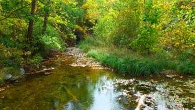 Εθνική περιοχή αναψυχής Chickasaw Στοκ εικόνα με δικαίωμα ελεύθερης χρήσης