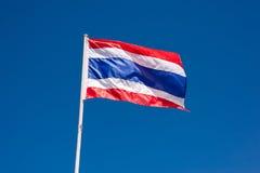 Εθνική σημαία της Ταϊλάνδης Στοκ φωτογραφίες με δικαίωμα ελεύθερης χρήσης