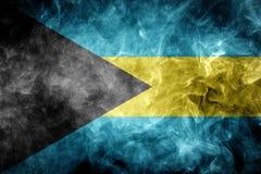 Εθνική σημαία των Μπαχαμών Στοκ φωτογραφία με δικαίωμα ελεύθερης χρήσης