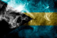 Εθνική σημαία των Μπαχαμών Στοκ φωτογραφίες με δικαίωμα ελεύθερης χρήσης