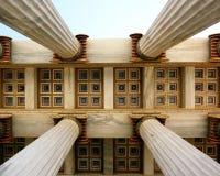 εθνική στέγη της Ελλάδας & Στοκ φωτογραφίες με δικαίωμα ελεύθερης χρήσης
