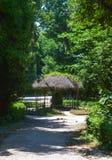 Εθνικός κήπος στην Αθήνα, Ελλάδα στις 23 Ιουνίου 2017 στοκ φωτογραφίες με δικαίωμα ελεύθερης χρήσης