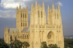 Εθνικός καθεδρικός ναός της Ουάσιγκτον, επίσημα η εκκλησία καθεδρικών ναών Αγίου Peter και Saint-Paul, Ουάσιγκτον, συνεχές ρεύμα Στοκ εικόνες με δικαίωμα ελεύθερης χρήσης