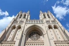 Εθνικός καθεδρικός ναός της Ουάσιγκτον Στοκ Εικόνες