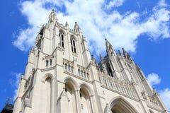 Εθνικός καθεδρικός ναός της Ουάσιγκτον Στοκ Φωτογραφία