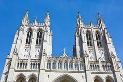Εθνικός καθεδρικός ναός της Ουάσιγκτον Στοκ Εικόνα