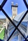 Εθνικός καθεδρικός ναός, Washington DC, Ηνωμένες Πολιτείες στοκ φωτογραφίες