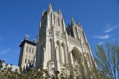 Εθνικός καθεδρικός ναός, Washington DC Στοκ φωτογραφία με δικαίωμα ελεύθερης χρήσης