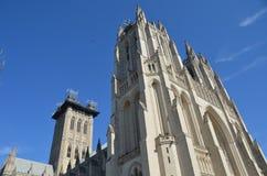 Εθνικός καθεδρικός ναός, Washington DC Στοκ Φωτογραφία
