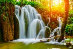 εθνικός καταρράκτης plitvice πάρκων της Κροατίας Plitvice Στοκ εικόνα με δικαίωμα ελεύθερης χρήσης
