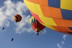 Εθνικός κλασικός μπαλονιών Στοκ Φωτογραφίες