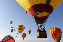 Εθνικός κλασικός μπαλονιών Στοκ φωτογραφία με δικαίωμα ελεύθερης χρήσης