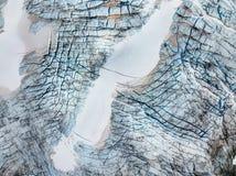 Εθνικός παγετώνας Νορβηγία πάρκων Jotunheimen Στοκ Εικόνες