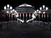 εθνικός φιλιππινέζικος μουσείων Στοκ φωτογραφία με δικαίωμα ελεύθερης χρήσης