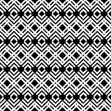 Εθνικό άνευ ραφής σχέδιο boho Εκκόλαψη χεριών διακόσμηση παραδοσιακή ανασκόπηση γεωμετρική Λαϊκό μοτίβο Στοκ φωτογραφία με δικαίωμα ελεύθερης χρήσης