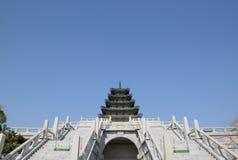 Εθνικό λαϊκό μουσείο της Κορέας στο παλάτι Gyeongbokgung Στοκ Εικόνα