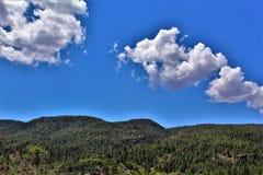 Εθνικό δρυμός Tonto, U της Αριζόνα S Τμήμα γεωργίας, Ηνωμένες Πολιτείες στοκ φωτογραφία με δικαίωμα ελεύθερης χρήσης