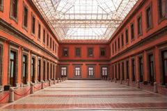 Εθνικό εσωτερικό παλατιών, Πόλη του Μεξικού Στοκ Φωτογραφίες