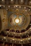 Εθνικό θέατρο Βελιγραδι'ου Σερβία στοκ φωτογραφίες με δικαίωμα ελεύθερης χρήσης