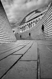 Εθνικό θέατρο της Ουγγαρίας Στοκ Φωτογραφίες